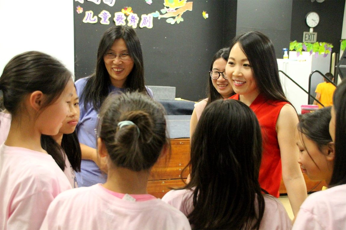 Enlighten Chinese School Learns about Business With Little Launchers